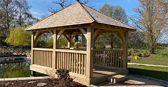 Oak Gazebos