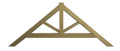 Raised Tie Truss