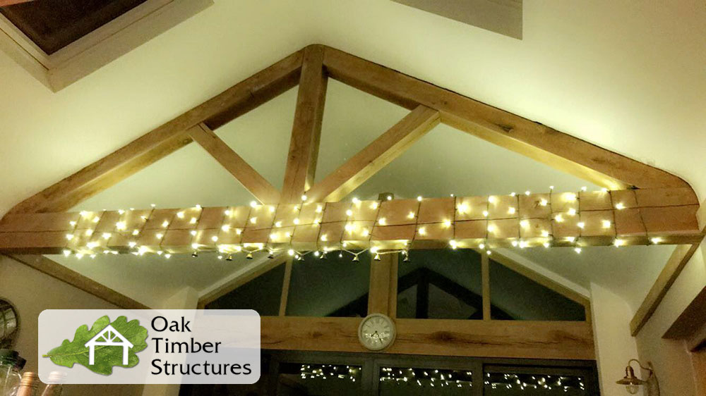 Oak Trusses - Design and Buy Online - Oak Timber Structures