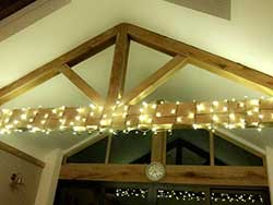 Christmas Trusses